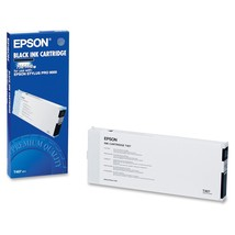 Epson Original Ink Cartridge - Inkjet - 6400 Pages - Black - 1 Each - $44.01