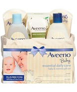 Aveeno Baby Essential Daily Care Baby & Mommy Gift Set featuring a Variety - $36.99