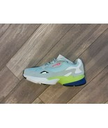 Adidas Womens Falcon Ice Mint Green Running Shoes CG6218  - $55.00