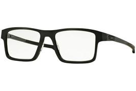 Oakley Gafas Bisel 2.0 Maquinista con / Claro Demo Lentes OX8040-06 54 - $173.78