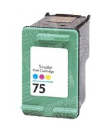 Replacement HP 75 Ink Cartridge - Tricolor - CB337WN / CB337W - $14.78