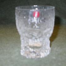 """IITTALA ASLAK 2 1/2"""" CORDIAL SHOT GLASS - $9.89"""