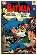 Batman #199 comic book 1968- Newstand / DC Comic line cover- Silver Age - $69.36