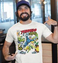 The Torpedo t-shirt marvel comics retro vintage 1970s 1980s graphic tee image 3