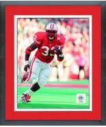 Ron Dayne 1999 University of Wisconsin Badgers #33 -11x14 Matted/Framed ... - $43.55