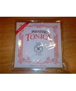 Pirastro Tonica New Formula 1/2 - 3/4 Violin Medium Set - Gold Label E b... - $26.99