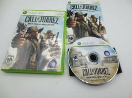 Call of Juarez: Bound in Blood (Microsoft Xbox 360, 2009)  Complete in Box - CIB - $5.99