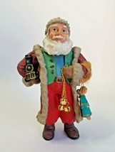 Hallmark Keepsake Ornament - Folk Art Americana - Santa's Gifts 1996 - $8.86