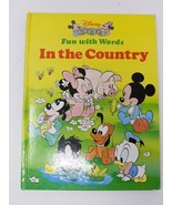 DISNEY BABIES FUN WITH WORDS IN THE COUNTRY 1992 - $2.96