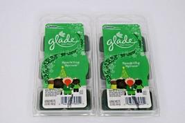 Set of 2 Glade Sparkling Spruce 6 Pack Wax Melts (12 Total) - $14.84