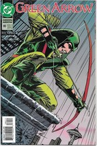 Green Arrow Comic Book #80 DC Comics 1993 NEAR MINT NEW UNREAD - $3.99