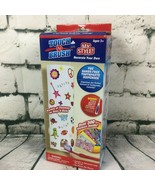 Touch N Brush Hands-Free Toothpaste Dispenser My Style Stickers BONUS To... - $19.75