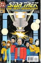 Star Trek: The Next Generation Comic Book #66 DC Comics 1994 NEAR MINT U... - $3.99