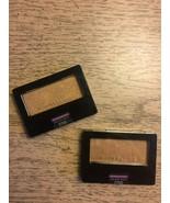 2 x Maybelline Expert Wear Eye Shadow Powder #270S Golden Halo NEW Lot of 2 - $9.89