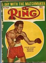 RING MAGAZINE-5/1948-BOXING-CHARLES-WALCOTT-GAVILAN!!!! VG - $37.25