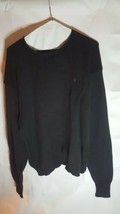 Polo by Ralph Lauren Black sweater XL - $24.63