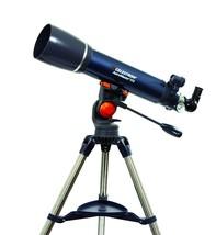 Refractor Telescope Celestron 22065 Astro Master 102AZ, Blue - $358.70