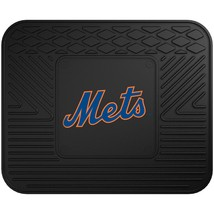 New York Mets Car Mat Heavy Duty Vinyl Rear Seat**Free Shipping** - $21.41