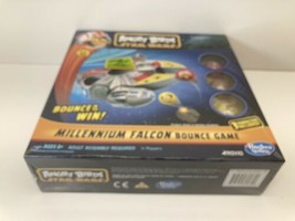 NEW Angry Birds Star Wars Millennium Falcon Bounce Game By Hasbro Game Sealed - $15.79