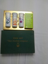 Vintage Aerosol Sales Kit Barr-Stalfort Company Idea kit late 60's early... - $149.99