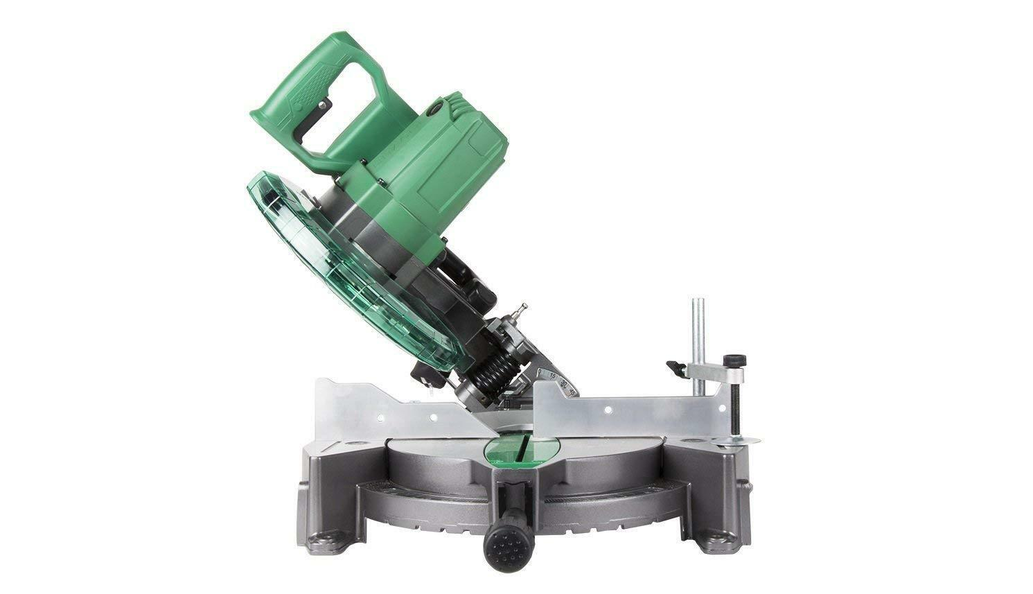 "Hitachi C10FCG 10"" Compound Miter Saw - $231.00"
