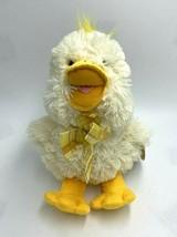 NWT Melissa & Doug Thalacker Quacker Duck Plush Stuffed Animal Bow Chick - $22.99