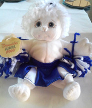 "Dreamsicles Angel Hugs Cheerleader Pep Rally ""JOY"" Plush Toy Collectible... - $2.85"