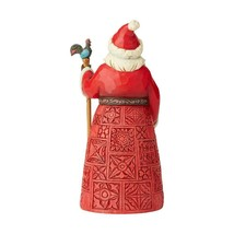 """Portuguese Santa from Jim Shore Around the World Collection 7.1"""" High Christmas image 2"""