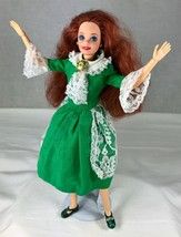 Irish Barbie Dolls of the World1994 Mattel #12998 Fully Jointed Loose No... - $24.18