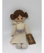 Disney Parks Star Wars Galaxy's Edge Princess Leia Plush New with Tag - $30.17