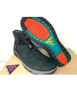$180 NIB SIZES 7-13 MEN Nike ACG Ruckel Ridge Black Teal Hiking Trail Bo... - $100.78