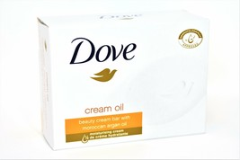 Dove Cream Oil Bar Soap, 100g - $2.50