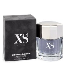 Paco Rabanne Xs 3.4 Oz Eau De Toilette Cologne Spray - $60.45
