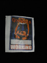 Backstage Pass 2000s Godsmack working 10/13/10 - $14.99