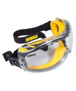 Concealer Clear Anti Fog Dual Mold Safety Goggle Safe Glasses Len Protec... - $18.89
