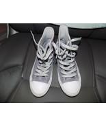 CONVERSE Women's CTAS HI 564910C STARWARE/PLATINUM Mid-Top Sneakers Size... - $48.40