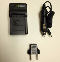 Wasabi Power LCH-SLB10A Wall Charger for Canon NB-6L and Samsung SLB-10A / 11A - $8.46