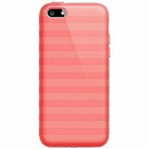 Verizon High Gloss Silicone Cover for iPhone 5C, Pink - $6.83