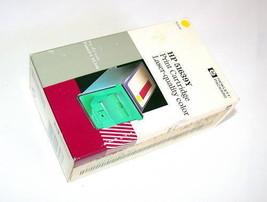 3 HEWLETT PACKARD PRINT CARTRIDGES YELLOW MODEL 51639Y - $15.99