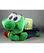 Christian the Turtle Plush Toy God's Gift Adventures of the Sea Kids Books - $12.88