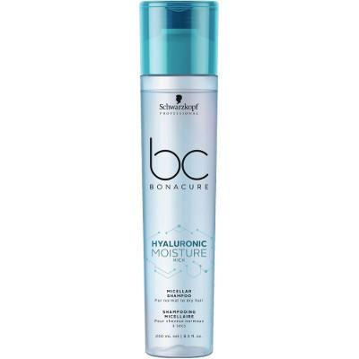 Schwarzkopf Professional Bonacure Hyaluronic Moisture Kick Micellar Shampoo 8.5o