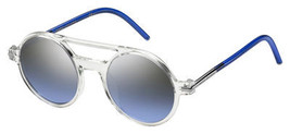 Marc Jacobs Marc 45/S -B Sunglasses 0TMD 48 Crystal Blue (I5 - $130.50