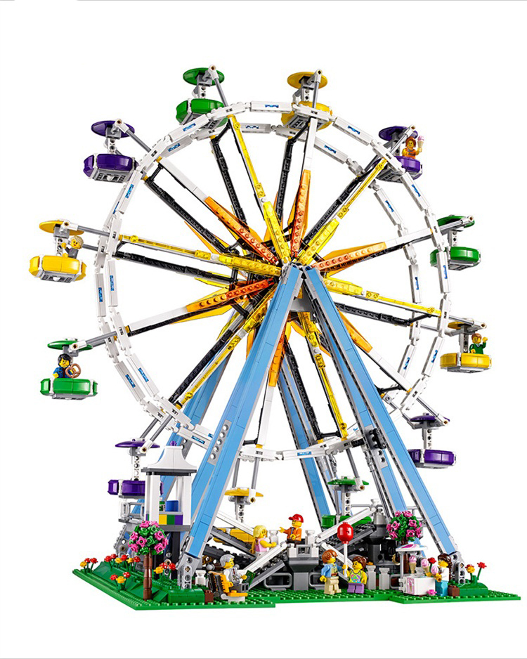 Ferris wheel lego 10247