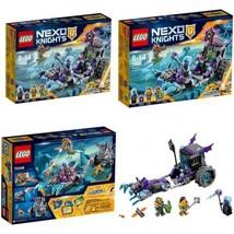 LEGO - 70349 - Nexo Knights - Jeu de Construction -Le char de combat de ... - $45.73