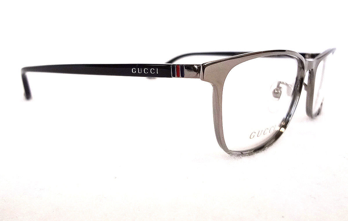 ddef085b64d Gucci Frame Glasses GG0133OJ Titanium Ruth and 50 similar items