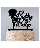 Decorations Wedding,Birthday Cake topper,Cupcake topper, betty boop : 11... - $20.00