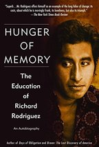 Hunger of Memory: The Education of Richard Rodriguez [Paperback] Rodriguez, Rich image 2