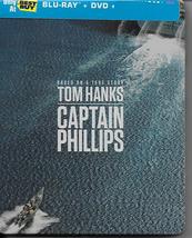 Captain Phillips Best Buy Steelbook (Blu-ray + DVD)