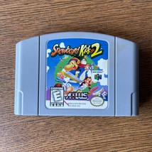 Snowboard Kids 2 (Nintendo 64, 1999) Cartridge Only Authentic N64 - $116.86