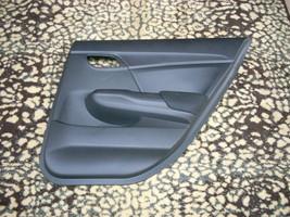 2013 Honda Civic Right Rear Door Trim Panel - $42.00